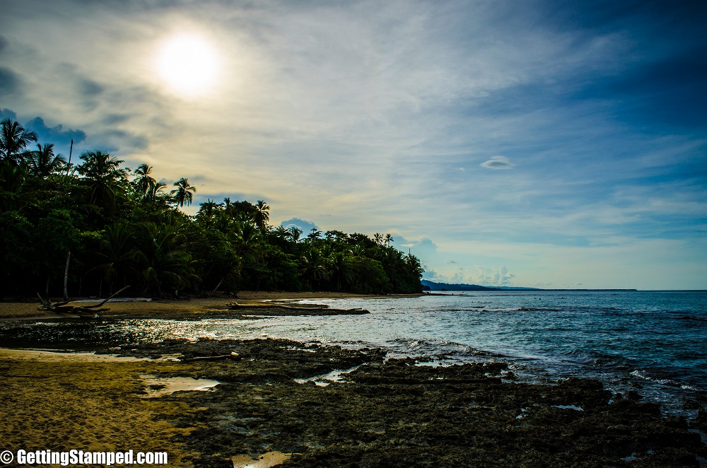 Costa Rica Caribbean Beaches - playa chiquita