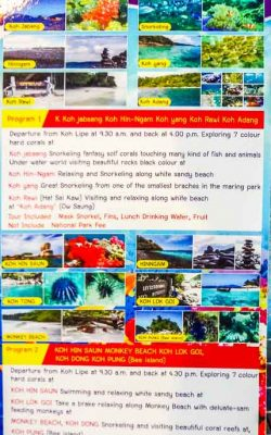 Koh Lipe Thailand Guide - Things to do in Koh Lipe Day Trips