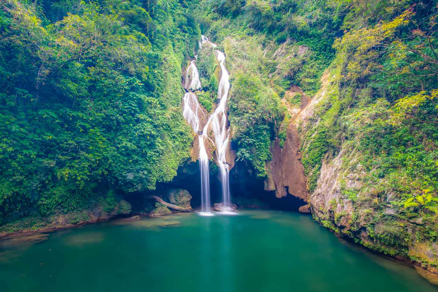 Pictures of waterfalls in trinidad