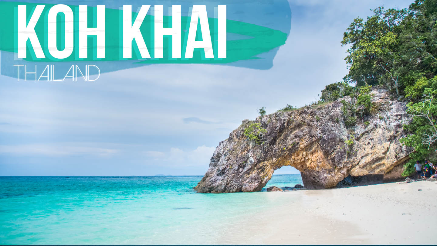 The stone arch of Koh Khai Thailand - Featured image