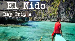 El Nido Day Trip A Featured Image