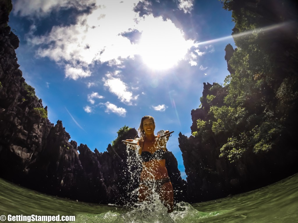 El Nido Tour C - Secret Beach