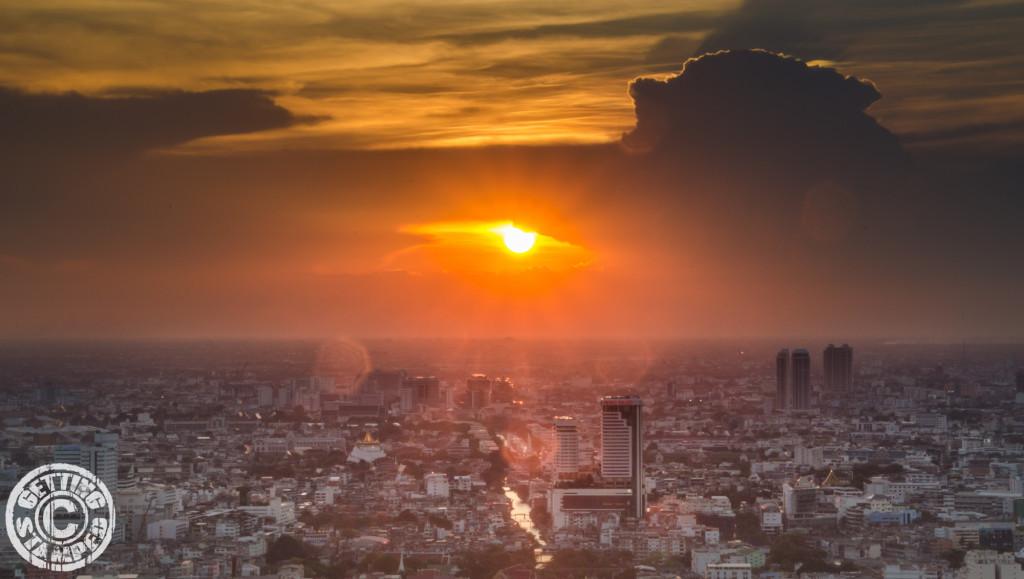 3 Days in Bangkok Red Sky Skybar