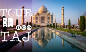 Tour of the Taj Featured image