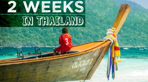 2 weeks in thailand - Featured Images