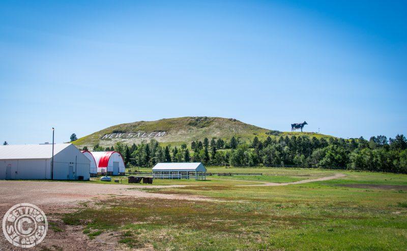 Salem Sue - North Dakota - world's largest holstein cow statue-4