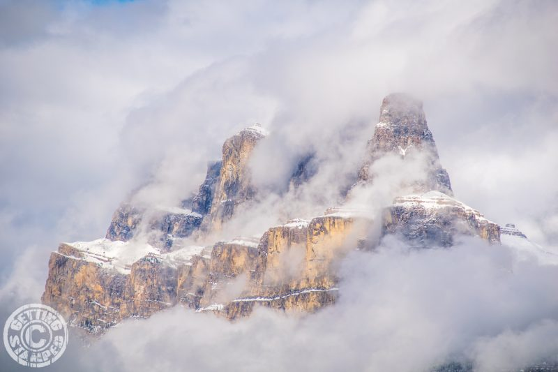 Castle Mountain - Banff National Park - Things to do in Banff for the Non-Skier-1
