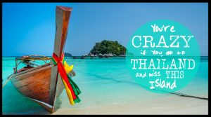 you are crazy if you go to thailand and miss this island - Featured Images