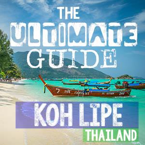 Koh Lipe Thailand Guide