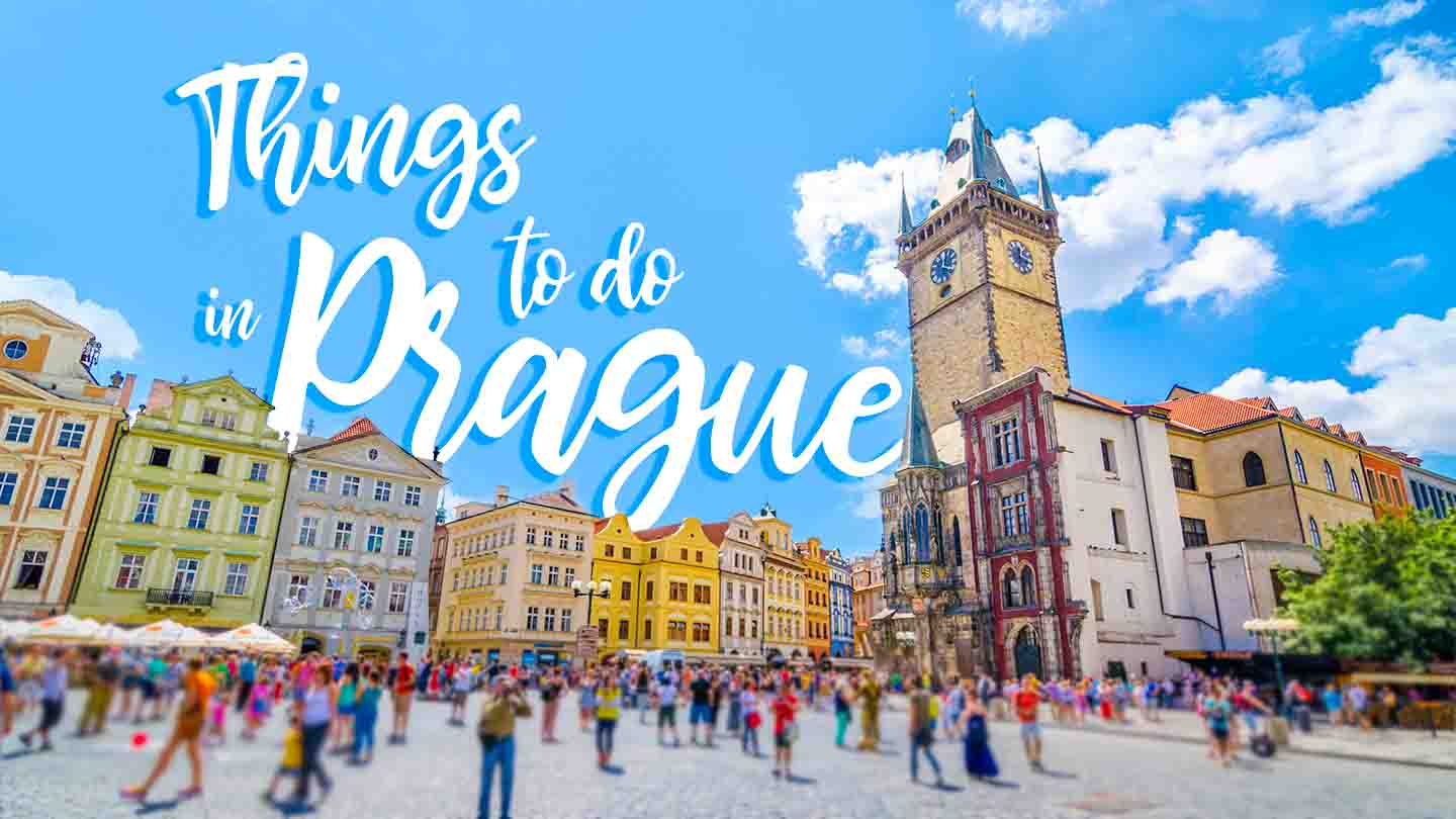 Featured image for Things to do in Prague Czech Republic - Old town main square
