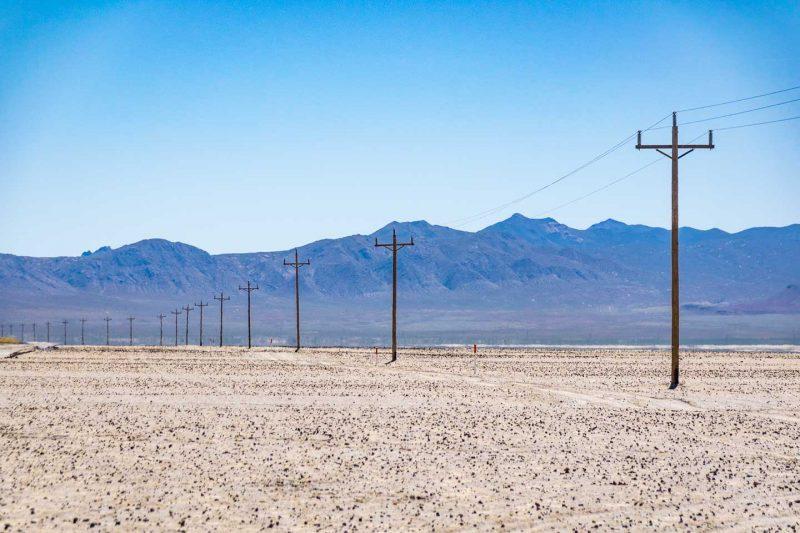 Nevada - HWY 50 - Loneliest Road in America - Random Stops Attractions - Playa