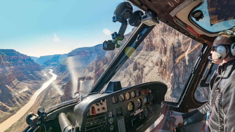 Cheapest Grand Canyon Helicopter Tours Compared | Getting