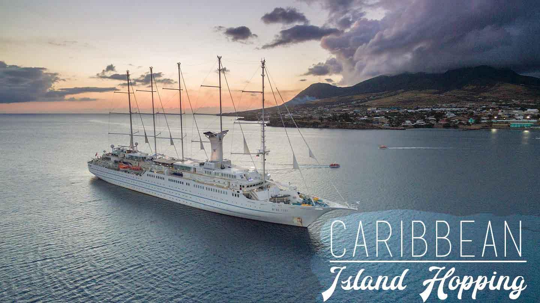Caribbean Island Hopping 7 Islands In 1 Week Getting Stamped