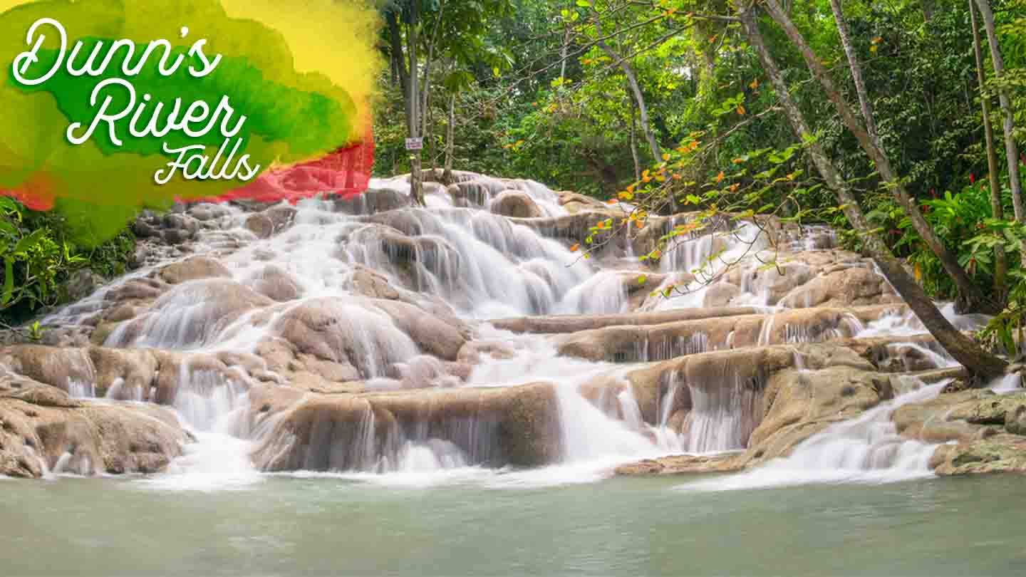 featured image for Dunn's River Falls