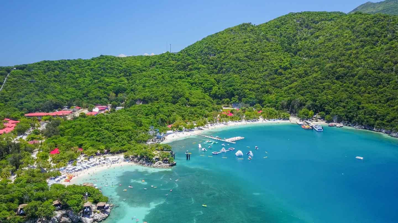 Labadee Haiti Beaches