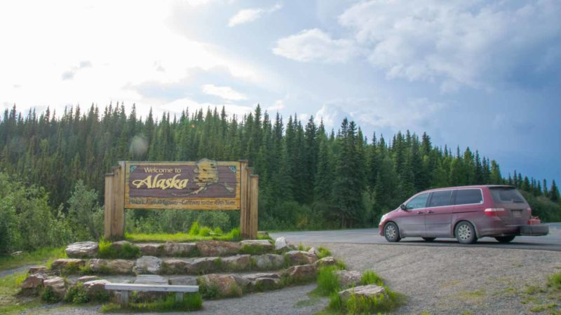 Everything You Need To Know Before Attempting The Alcan Highway