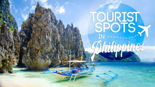 featured image for tourist spots in the philippines - El Nido Palawan
