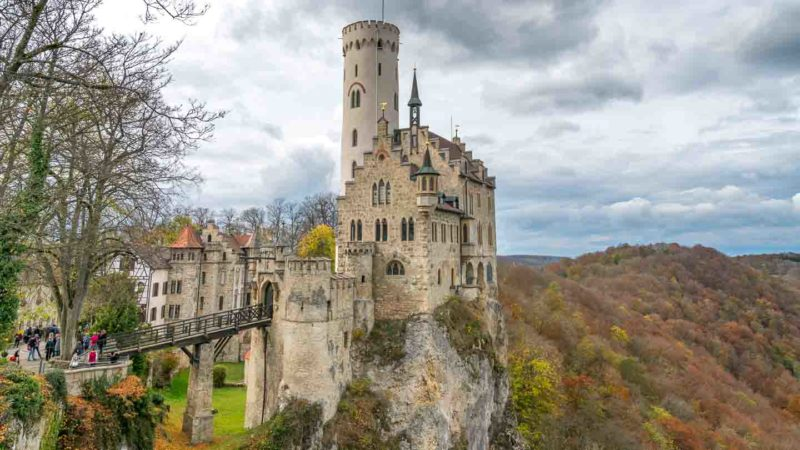 Everything You Need To Know Before Visiting Lichtenstein Castle Getting Stamped