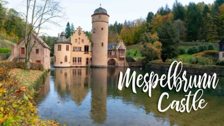 Germany's Best Water Castle – Mespelbrunn castle