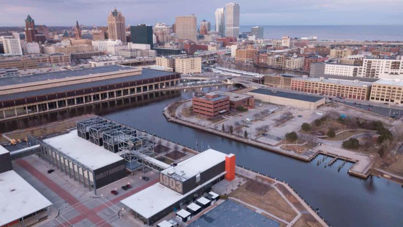 Harley Davidson Museum - Things to do in Milwaukee