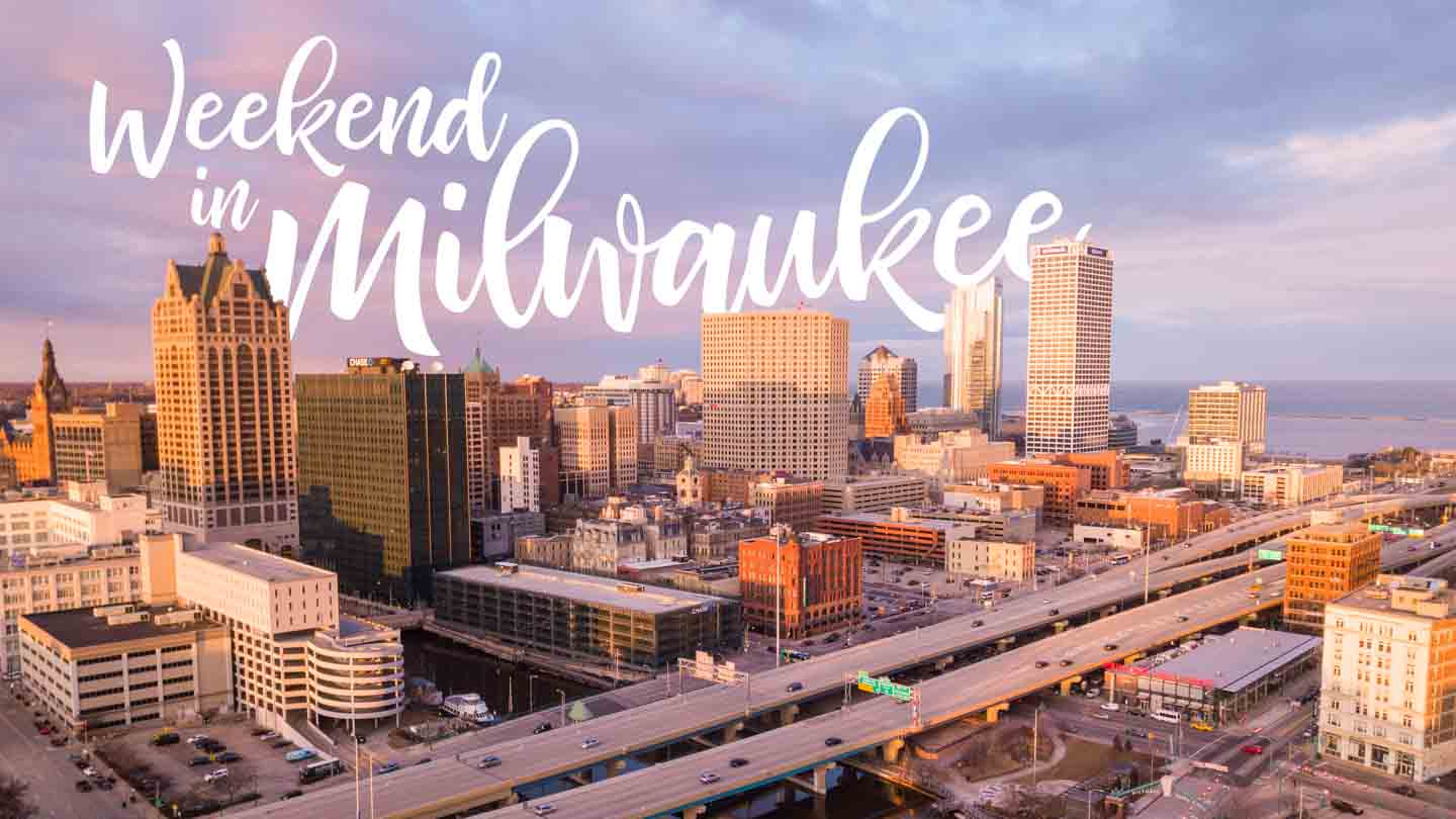 How to Plan the Perfect Weekend Getaway in Milwaukee | Getting Stamped