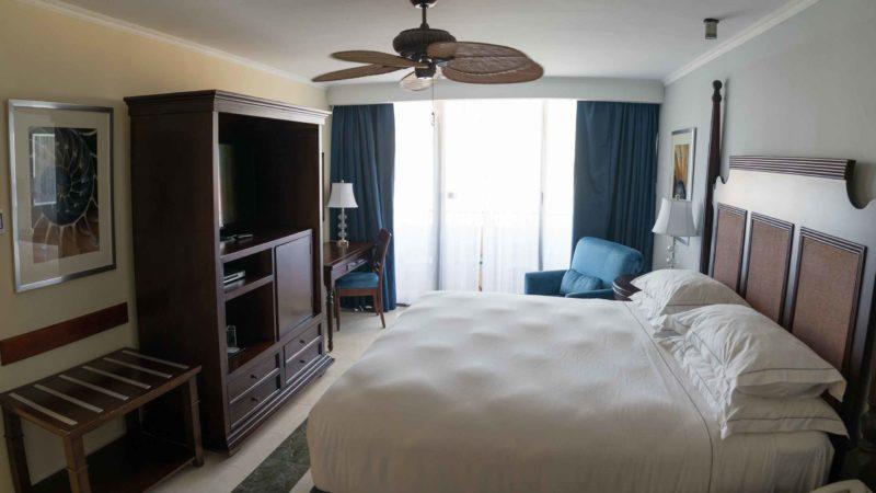Royal level suite at Barcelo Aruba