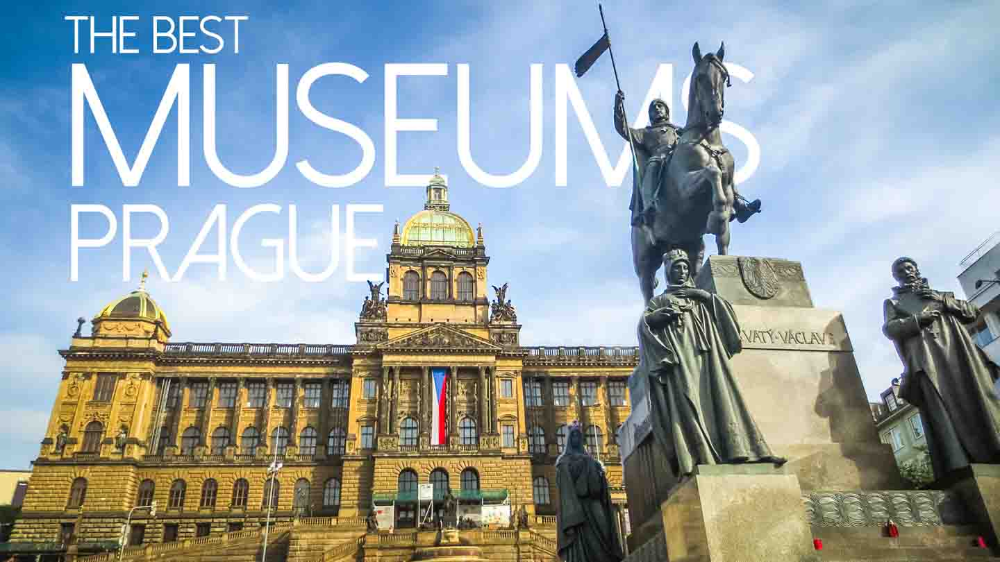National Museum of the Czech Republic - Best Museums in Prague - Featured image