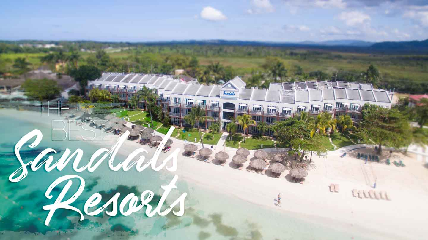 featured image for best Sandals Resorts - Sandals Negril Aerial Photo