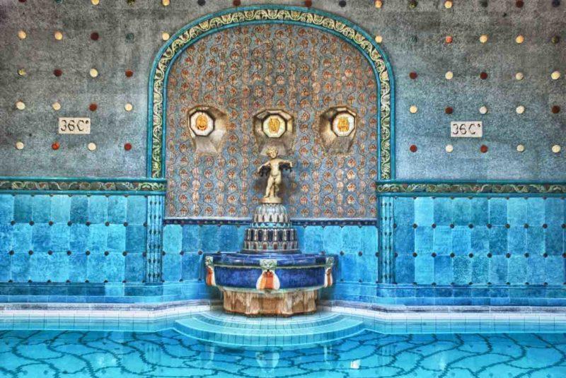 Gellert Thermal Bath in Budapest