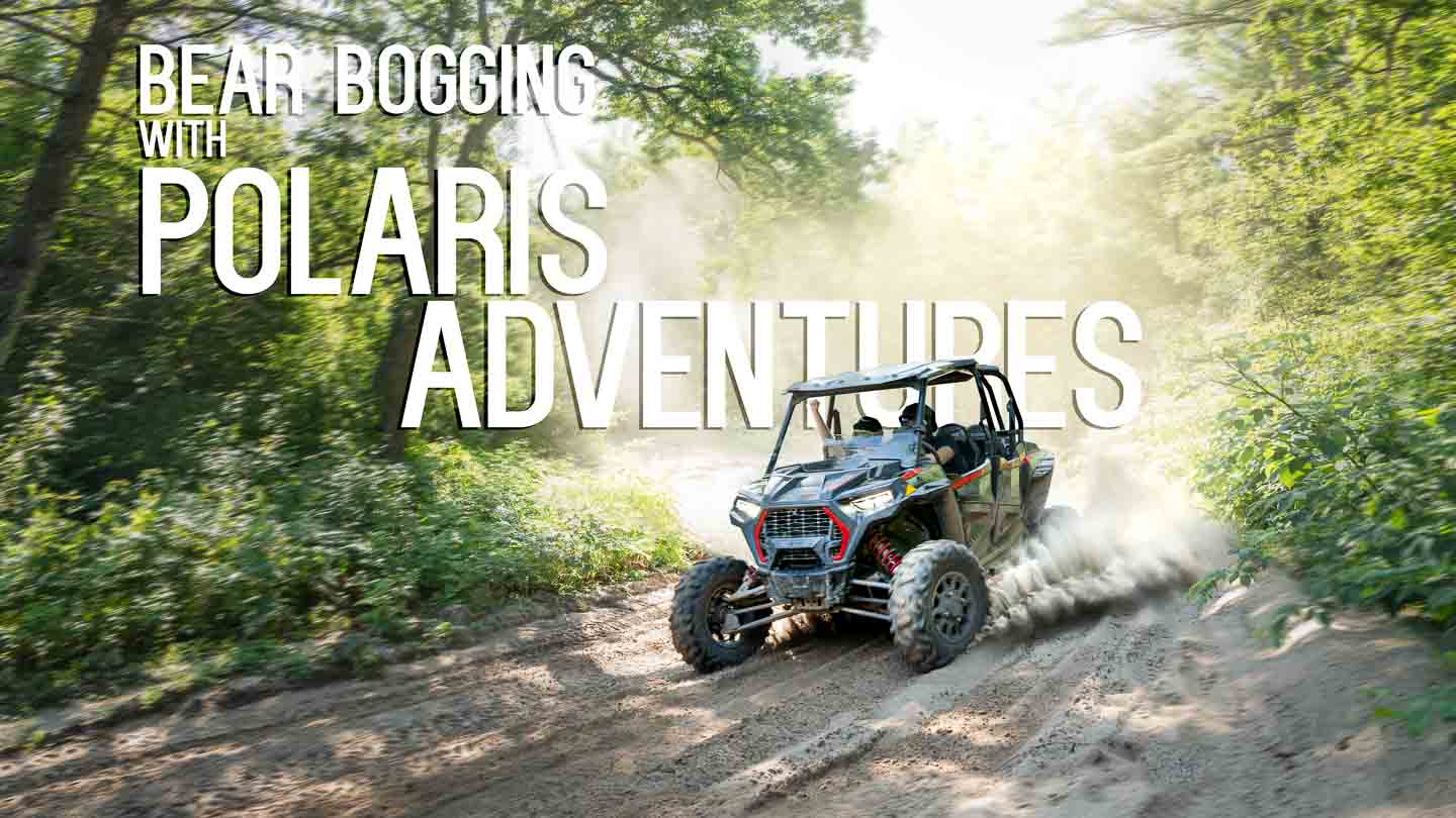 ATV rental in Wisconsin - Featured image with Polaris RZR