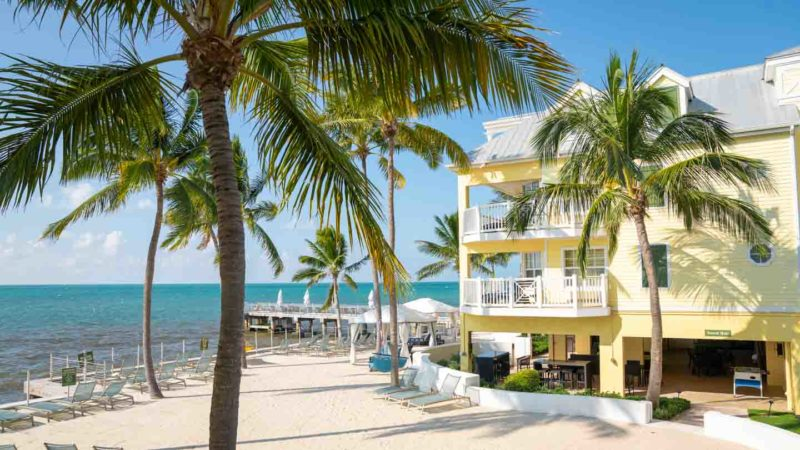 Southern Most Beach Resort Key West Florida